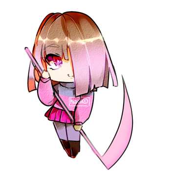 Chibi Betty by kiacii-official