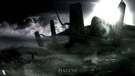 DAGON - Lovecraft by Vanishin
