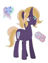 Tempest Trixie kid 2nd ng by GamingStarLuigiSin