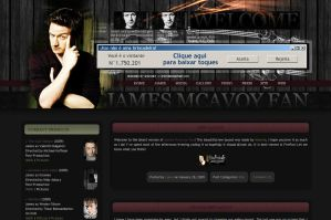 James McAvoy Fan by am2m