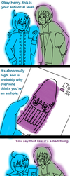 Antisocial Level - Lottery by forestchick501