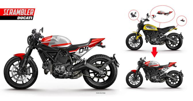 DUCATI DESMOSPIRIT PROJECT  Phase One by obiboi