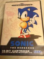 Sonic The Hedgehog - Mega Drive by DazzyADeviant