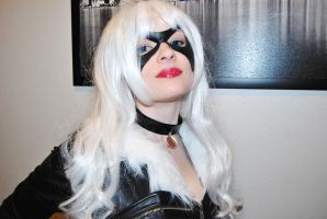 Black Cat Preview by KoiFishAsylum
