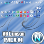NB Cursor Pack 'Updated' by Nait0