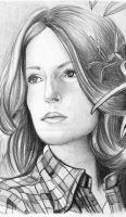 Anni Frid Lyngstad ABBA by F45H10NART