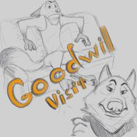 The Concert, Goodwill visit, chapter two by MurLik