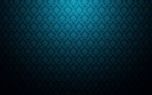 Elegant Blue Wallpaper by Blok5