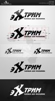 eXtreme Logo by deadstiks