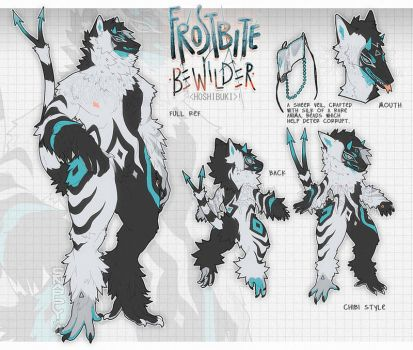 HB - Frostbite Bewilder [CLOSED] by BackwardsSnappy