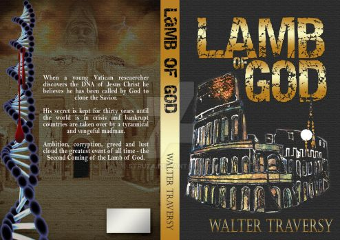 Lamb of God book cover by Struza