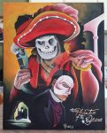The Phantom of the Opera by Rems12