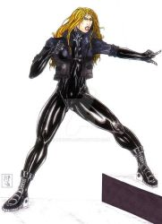 Black Canary by Mich974