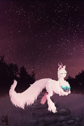 .:: Offerings by Starlight ::. by OpalesquePrincess
