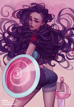 Stevonnie by mioree-art