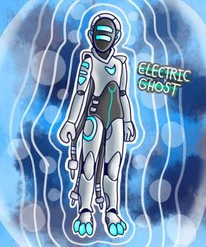 Electric Ghost picture by SilvybOOm