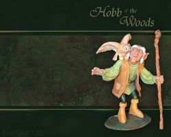Hobb o' the Woods by doodlediddy