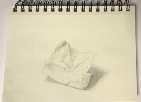 Crumpled Paper by Johnathin801