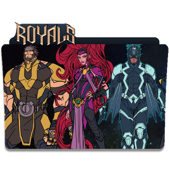 Royals by DCTrad