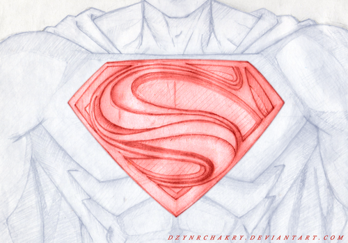 HOPE - Man of Steel by DzynrChakry