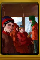 South Park by RossoWinch
