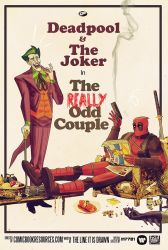 the joker and deadpool : the really odd couple by m7781