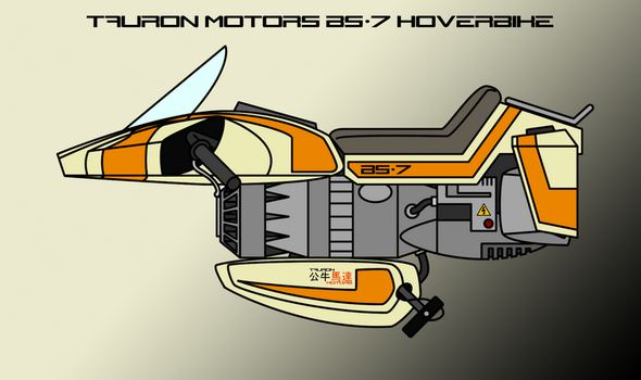 Hoverbike by Tensen01