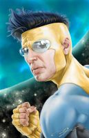 Invincible by GraemeJackson
