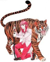 The Tiger by AlexKingOfTheDamned