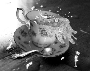 Storm in a tea cup by kirliux