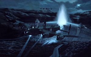 The Dambusters Raid by Harnois75