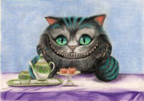 Cheshire Cat by Marianna9