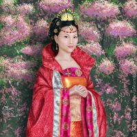 Chinese Princess by Calaymo