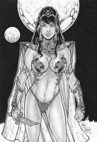 Dejah Thoris...^^ by vagnerskyblue