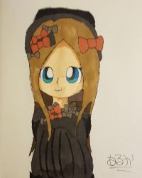 Abigail Williams ~Fate/Grand Order~ by PuppyLuver456