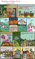 The Story of Pinkie Pie 1 by JBerg18