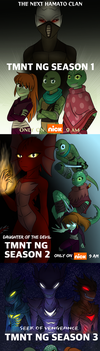 TMNT NG SERIES by Tamersworld