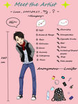 Meet the Artist by Anonymous---Lucifer