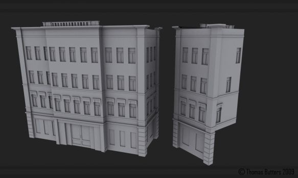 Building Update by BruceLeeButters