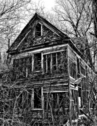 This Mansion of Gloom by slephoto