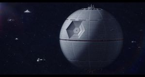 The Ultimate Weapon (Tarkin's Death Star) by Shoguneagle