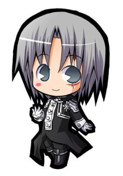 Chibi Allen Walker by White-Arks-Melody