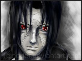 Uchiha Itachi - Resurrection by Teine-tor