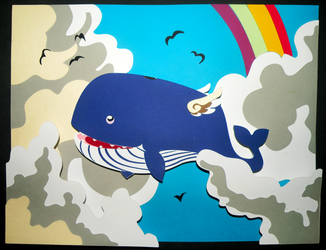 When Whales Fly by DCatz