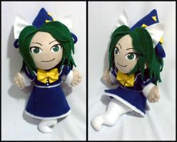 Mima Plushie by Jequila