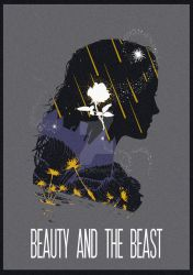The Many Faces of Cinema: Beauty and the Beast by Hyung86