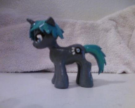 Fallout Equestria: Homage Clay Figurine by JessieReigne