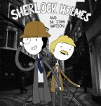 the adventures of sherlock holmes by EGLemming