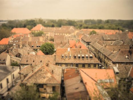 Roof tops by sa-photo