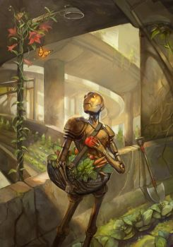 Urban Agriculture by juliedillon